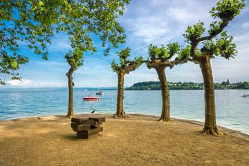 Ruhe am Bodensee