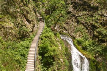 Wasserfälle Allerheiligen, Schwarzwald, Deutschland