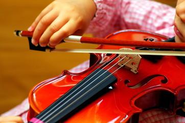 バイオリン練習