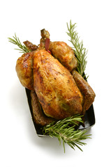 Rôtissage Whole roast chicken frango assado pollo arrosto