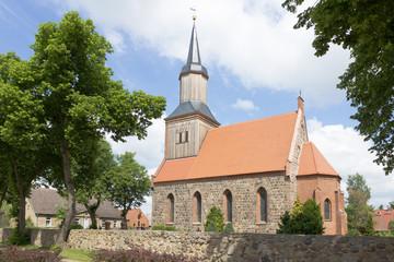 Feldsteinkirche in der Uckermark