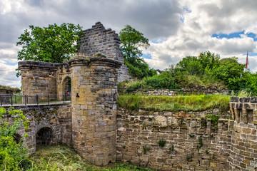 Castle Ruin Altenstein