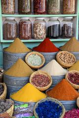 souk de marrakech : épices 01