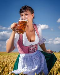 dirndl bavarian
