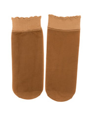 Female nylon socks