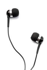 Small in-ear headphones