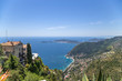 Eze, France. Seascape French Riviera
