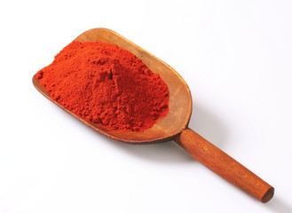 Paprika powder