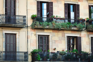 beautiful balconies