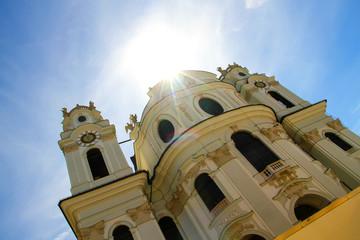 Kollegienkirche in Salzburg