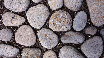 Piedras Volcánicas