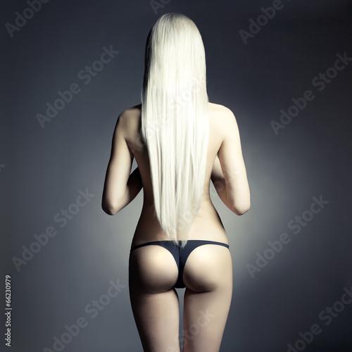 Leinwanddruck Bild Perfect blonde