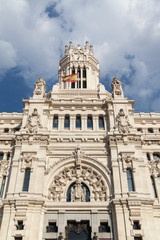 Madrid city council, Spain