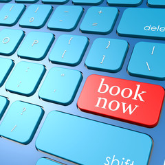 Book now keyboard