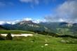 Pravouta dans le massif de la Chartreuse