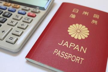 パスポートと計算機