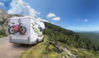 Voyage En Camping-Car