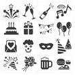 icon party celebrate - 66246548