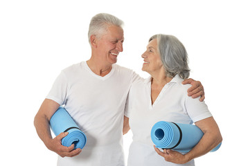 couple with fitness