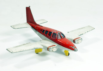 Vintage small toy plane