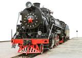 retro train platform - 66249931