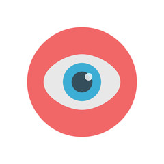 Eye - Vector icon