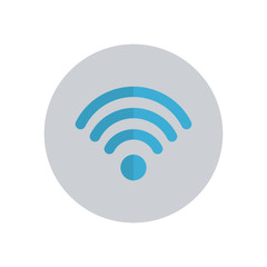 WiFi - Vector icon