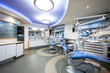 Leinwanddruck Bild - Dental office interior