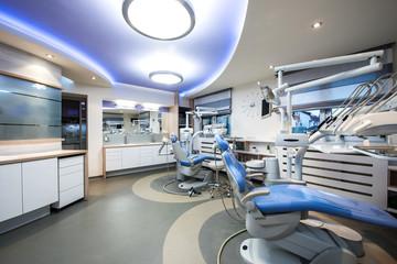 Dental office interior