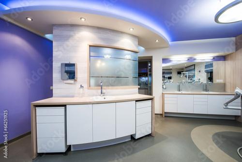 Sink in dental office - 66251925