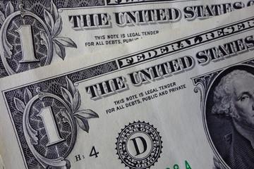 Billetes De Un Dolar