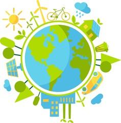 Cyclic ecology concept