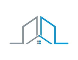 real estate logo house symbol icon