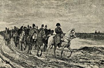 1814. Campagne de France (Meissonier, 1864)