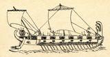 Ancient trireme