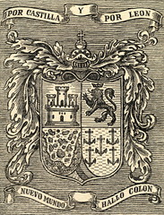 Columbus coat of arms