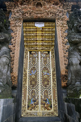 Entrance Door In Bali