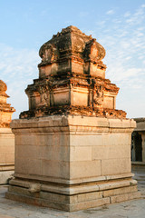 Architecture in hampi india