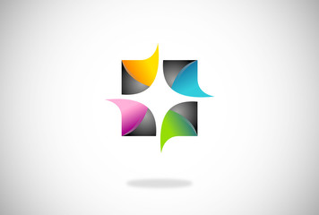 abstract decoration vector