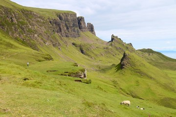 The Needle and the Prison, Insel Skye