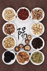 Yang Herb Selection