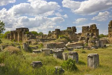 Afrodisias ruins