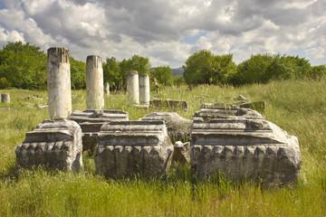 Aphrodisias ruins