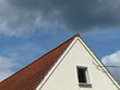 Sanierte Fassade eines Altbau in Oerlinghausen Kreis Lippe