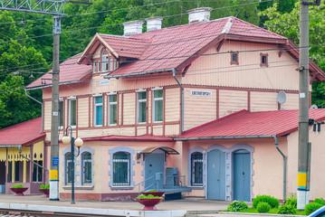 Svetlogorsk railway station