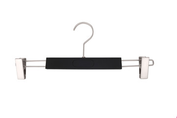 iron laundry hanger