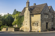 house Lacock Wiltshire England United Kingdom