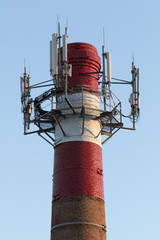 Tower node of cellular network