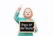 Постер, плакат: Papa ist der Beste