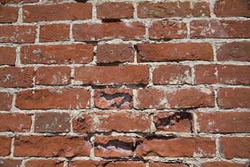 Стена старинного здания